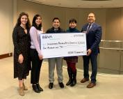 IMAS Receives Grant from BBVA