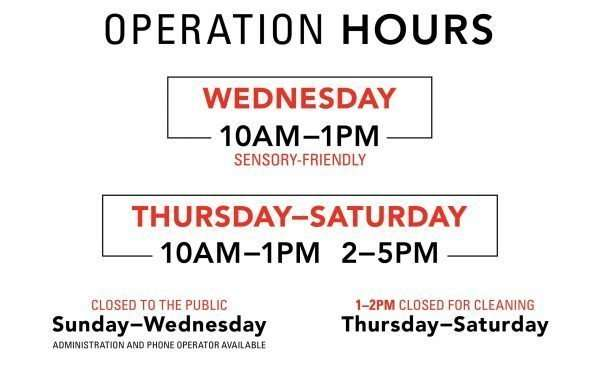 IMAS Hours of Operation