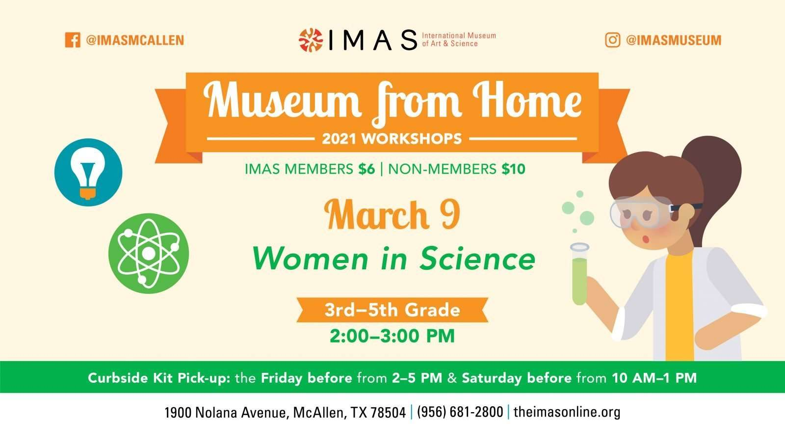 Homeschool Days at IMAS -March