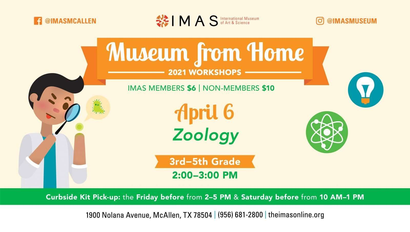 Homeschool Days at IMAS -April