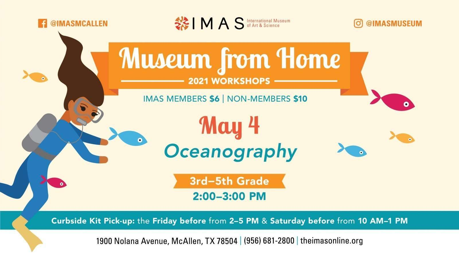 Homeschool Days at IMAS -May