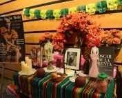 Dia de los Muertos Altars Exhibit