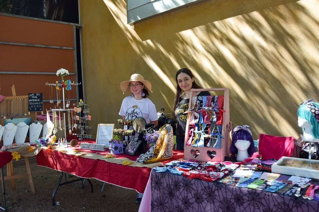 Holiday Market at IMAS
