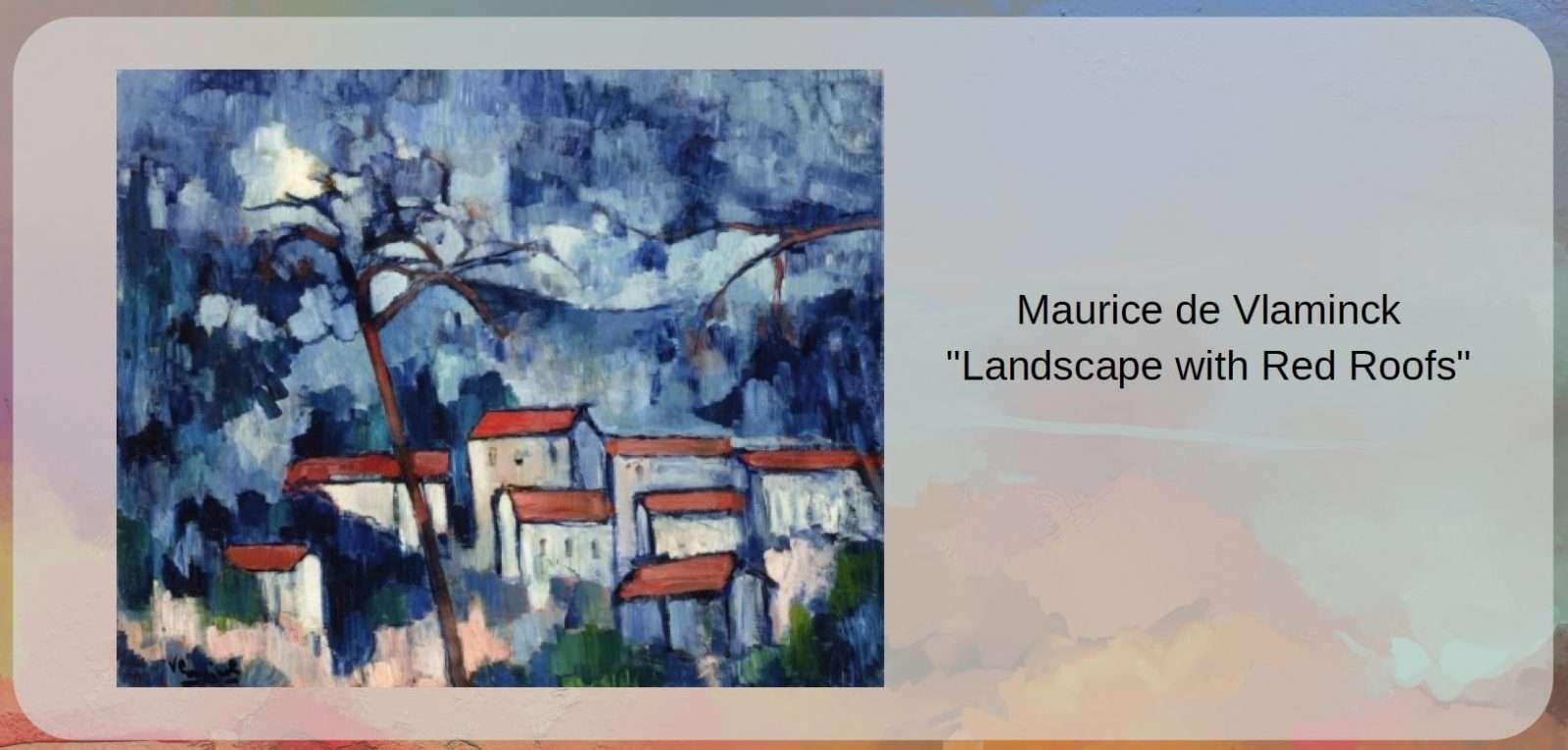 Fauvism Lesson landscape image