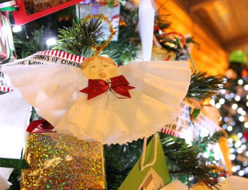 "Christmas Tree Forest ""Celebrating Essential Responders"""