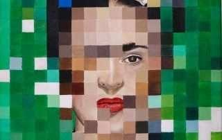 8-bit Frida, The World of Frida at IMAS