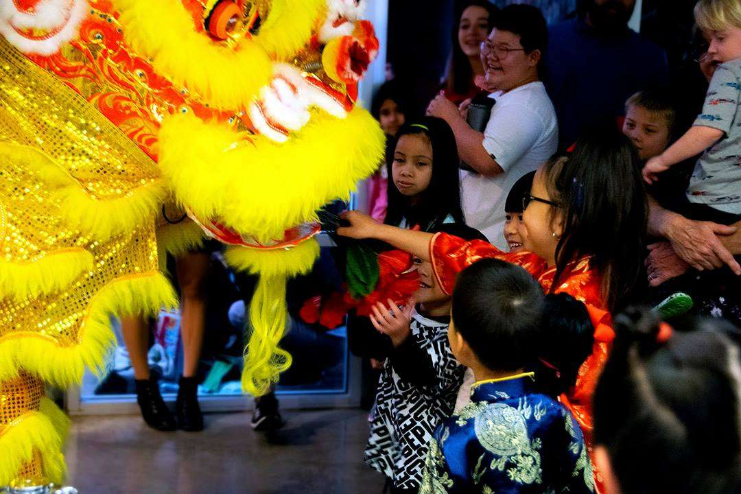 Lunar New Year at IMAS