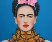 Parkata Poderosa - The World of Frida at IMAS