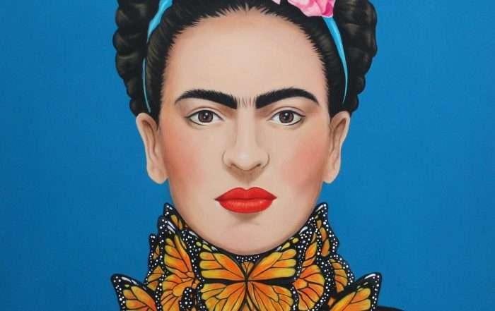 Parkata Poderosa - The World of Frida at IMAS