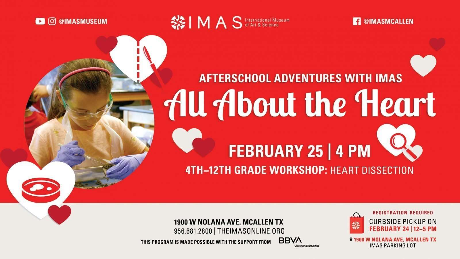 All About the Heart FB event 4th 12th
