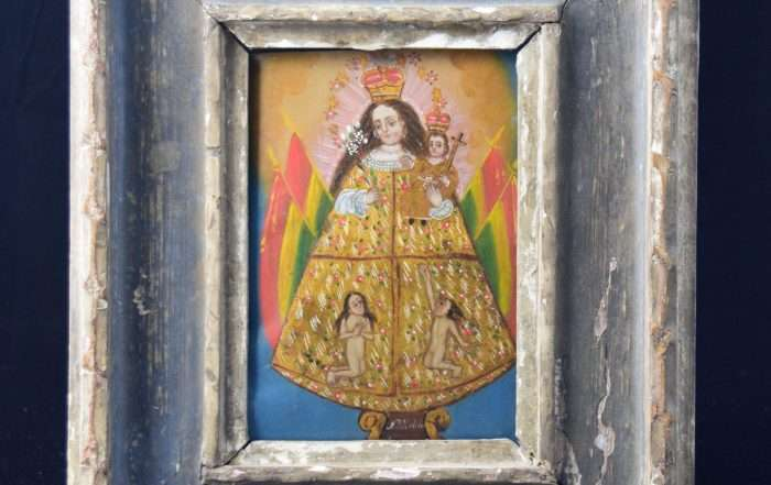 The Virgin Mary: Art, Materiality, and Piety from the IMAS Collection