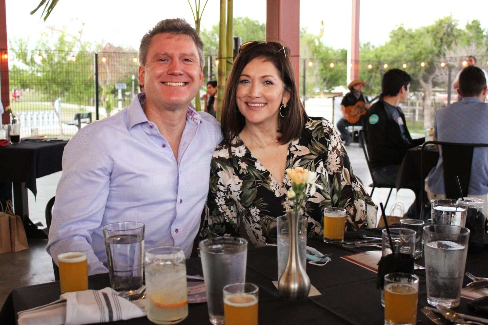 Beer Dinner for IMAS at University Drafthouse McAllen