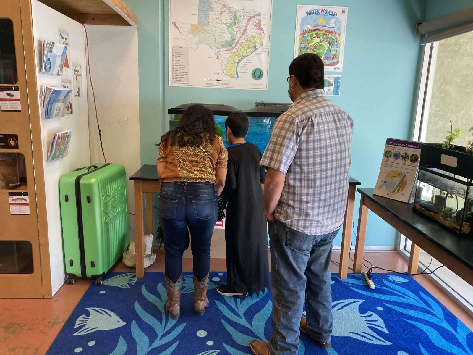 BioZone Visitors