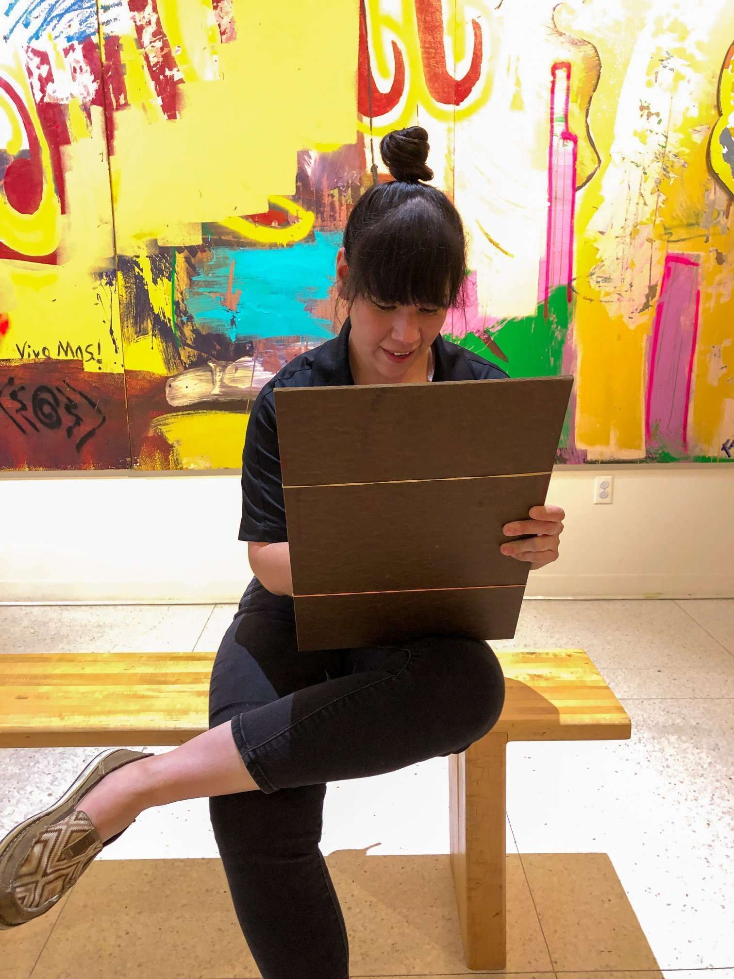 Staff Elisa drawing gallery