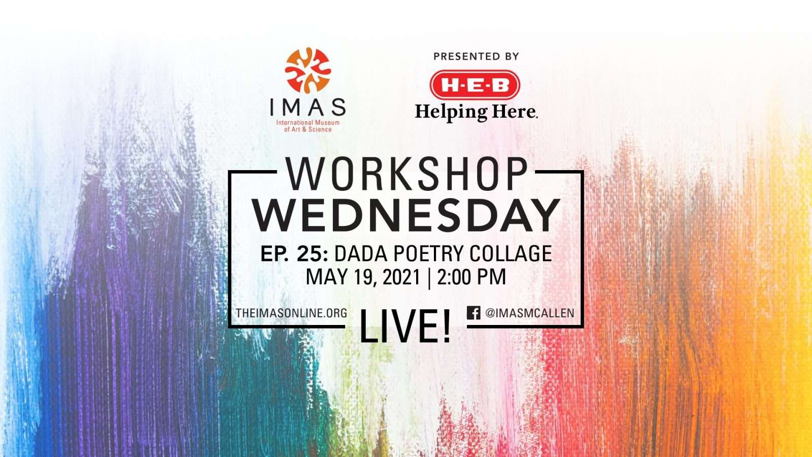 Workshop Wednesday Live