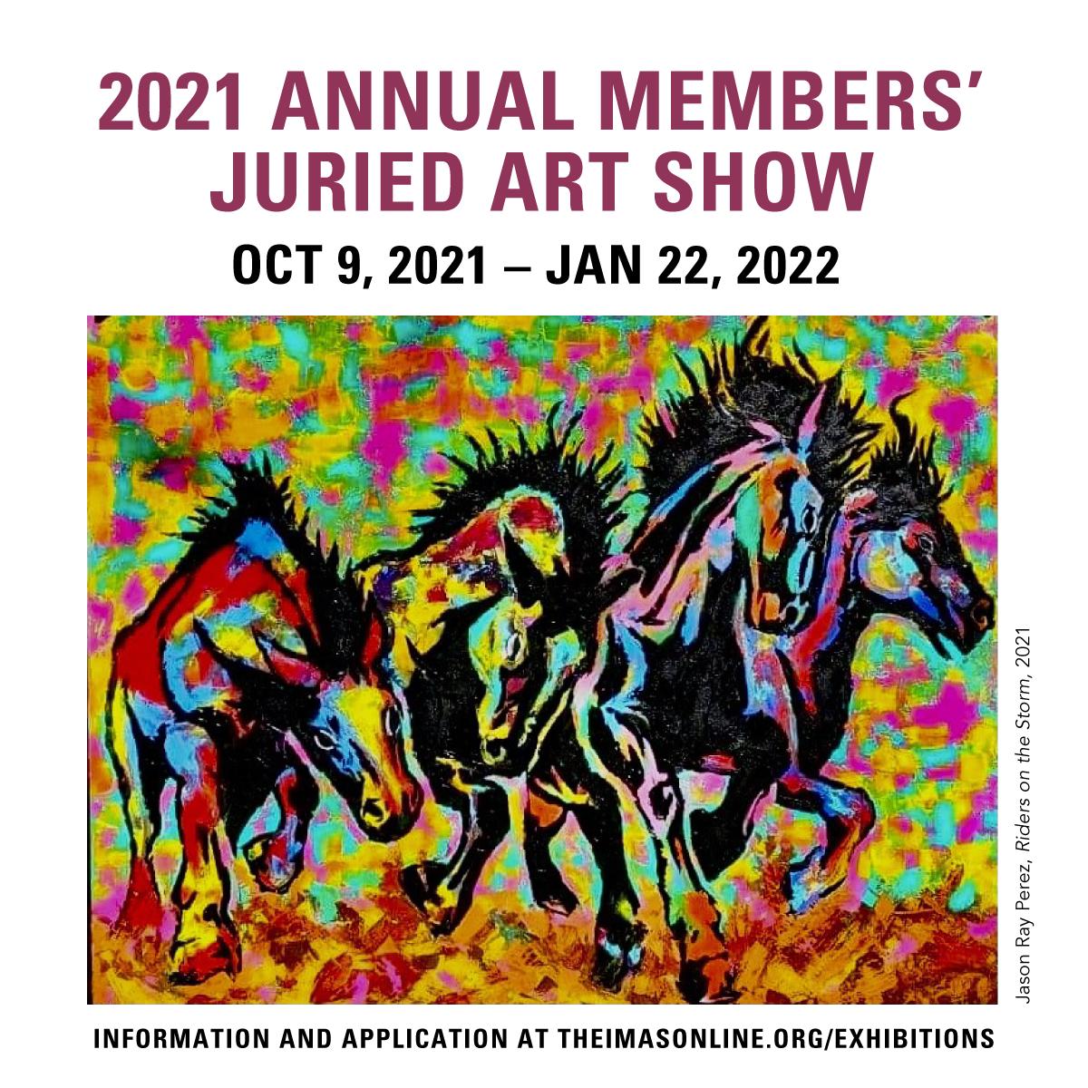 IMAS Members Juried Art Show
