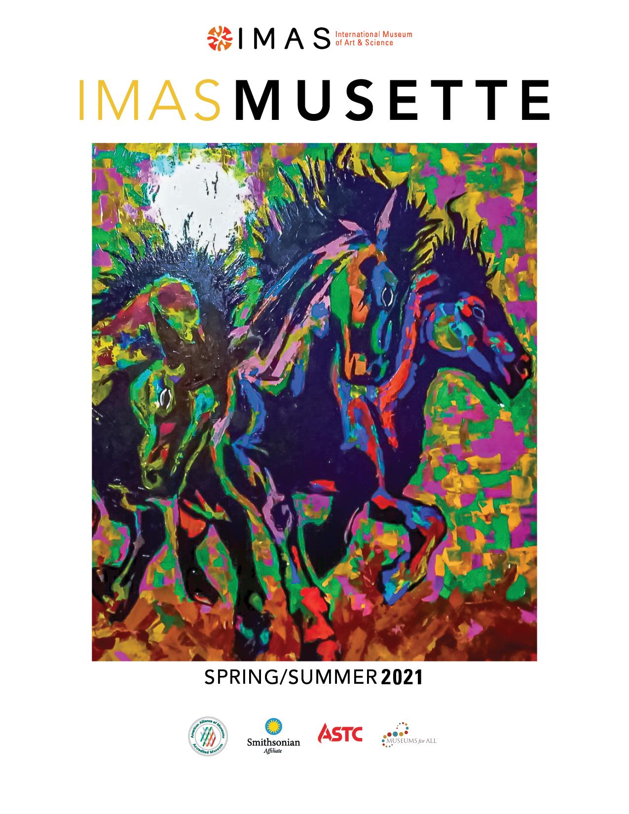 IMAS Musette Newsletter Spring Summer 2021