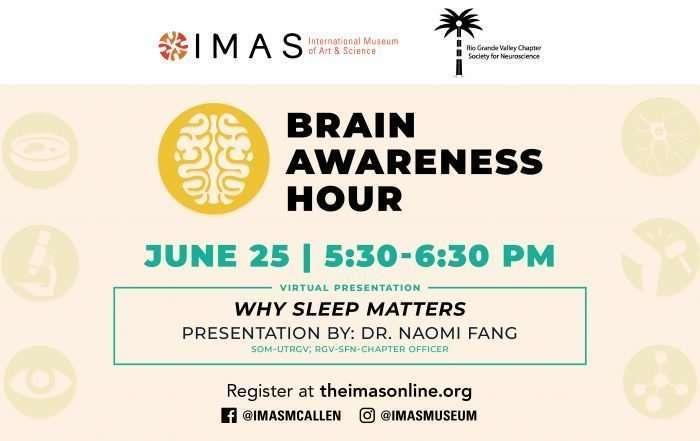 BrainAwarenessHour socials FB Event 1