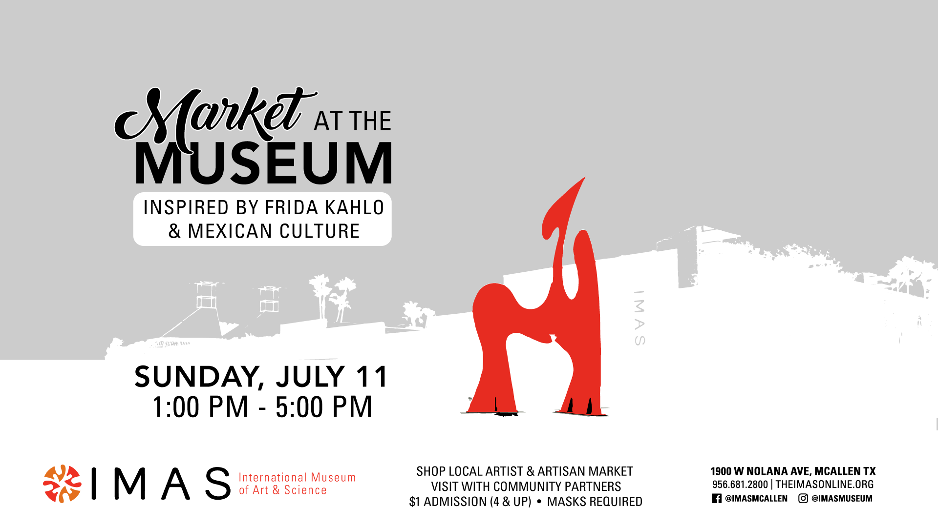 Market at the Museum: July 11