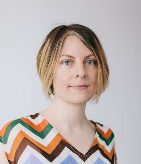 Melissa Potter Headshot