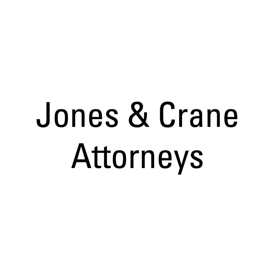 Jones & Crane Attorneys Sapphire Sponsor