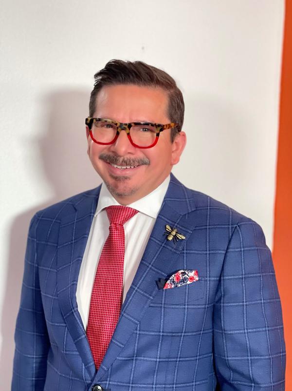 Saul Sanchez, IMAS Collage Gala Chair
