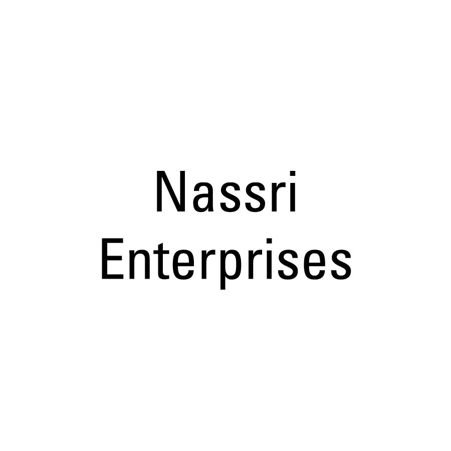 Nassri Enterprises Diamond Sponsor