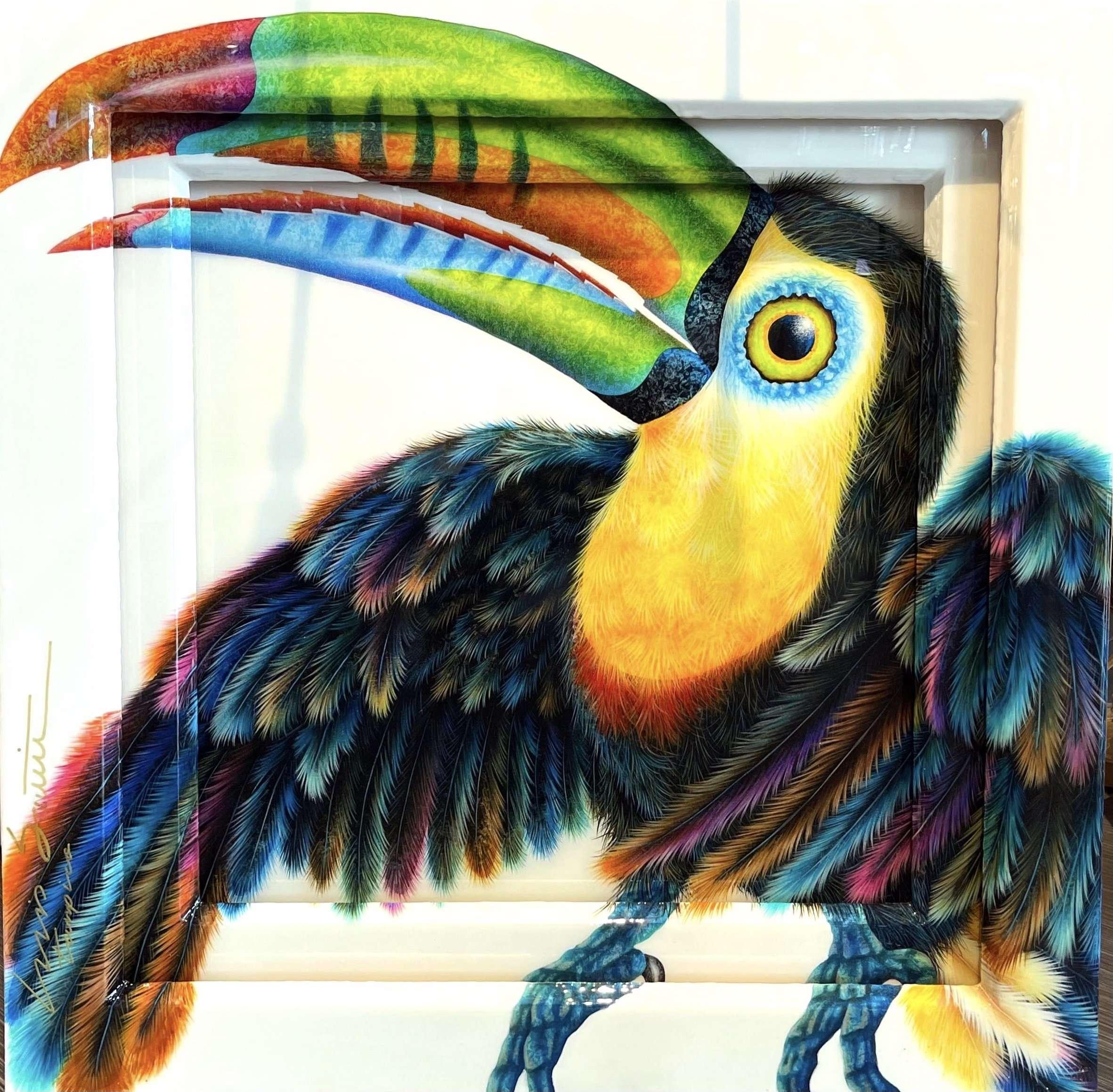 Toucan by Luis Sottil