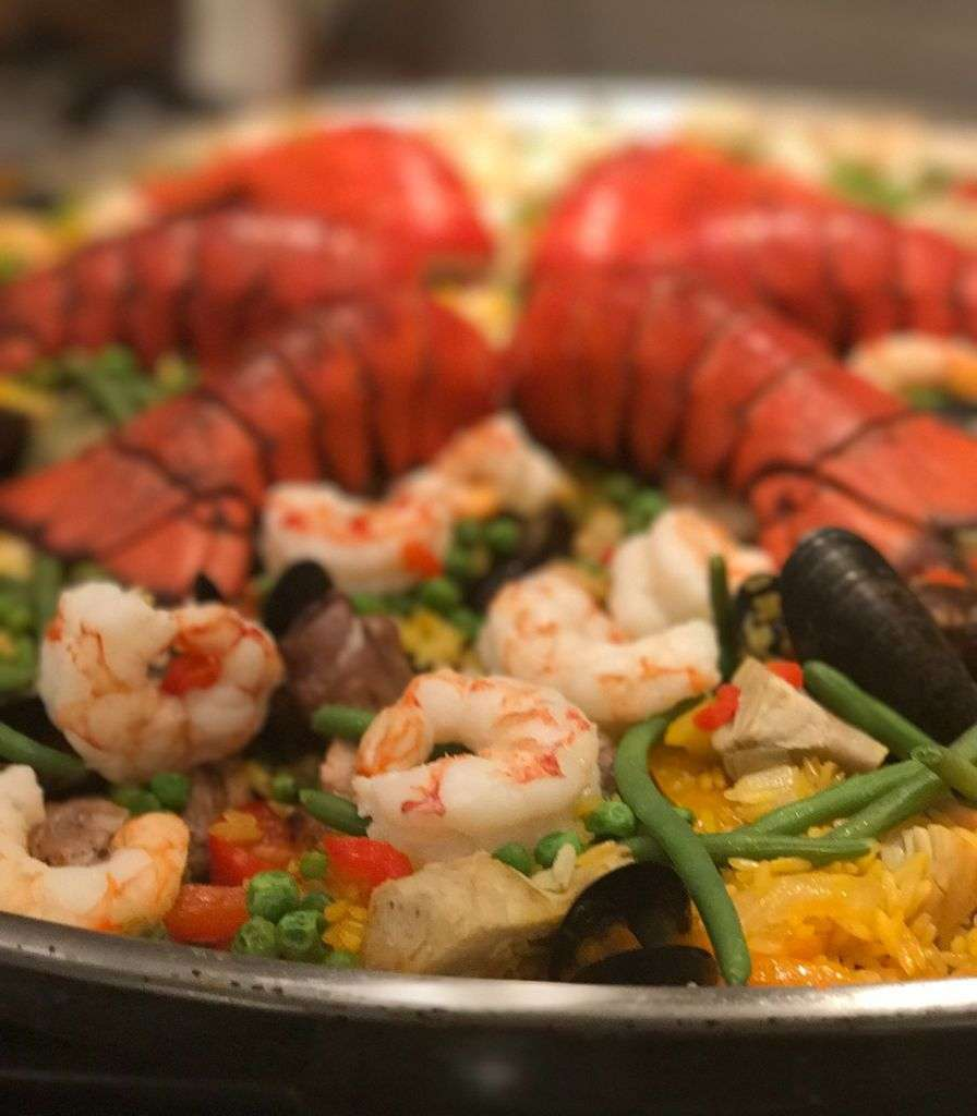 Classical Paella with Chamber Music by VSO