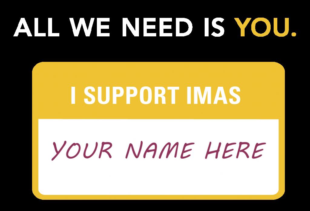 IMAS Day of Giving